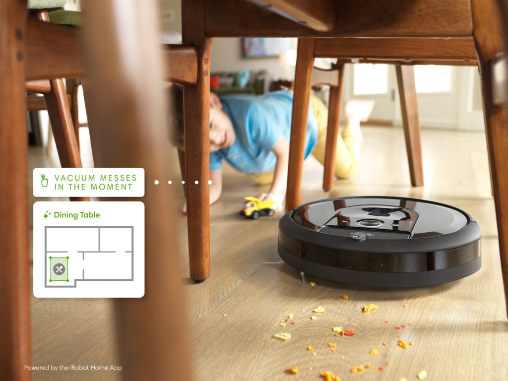 iRobot Unveils Personalized Cleaning Experiences Powered by iRobot ...
