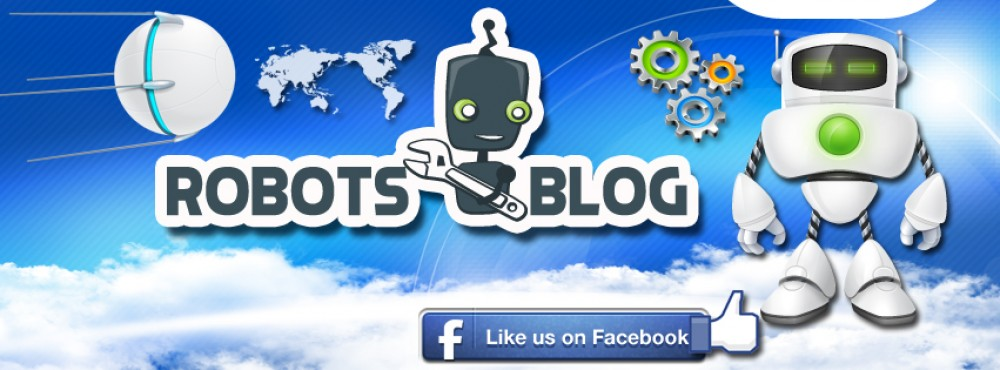Robots-Blog Header Picture