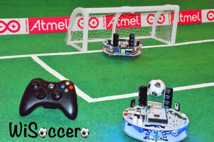 WiSoccero, The Soccer Player Robot | RobotsBlog